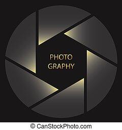 fotógrafo, símbolo