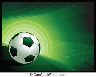fotboll, bakgrund
