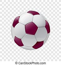 fotboll bal, 3, ikon