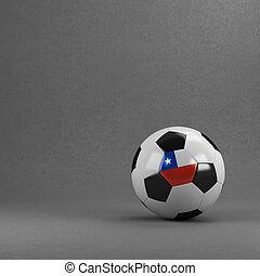 fotboll bal, chile