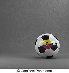 fotboll bal, ecuador