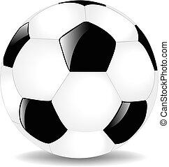 fotboll bal, klassisk