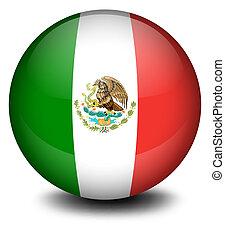 fotboll bal, mexico