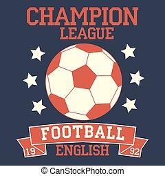 fotboll, engelsk