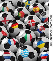 fotboll, europe, 2012