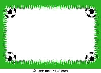 fotboll, kort