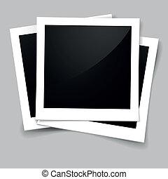 foto, 框架