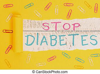 foto, blut, geschaeftswelt, als, höher, normal, showcasing, zucker, diabetes., spritzen, merkzettel, schreibende, insulin., wasserwaage, ausstellung, halt