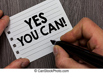 foto, encorajamento, persuadir, marcador, sim, confiança,...