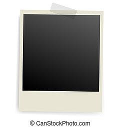 foto, frame.