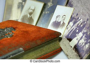 foto gedenkboek