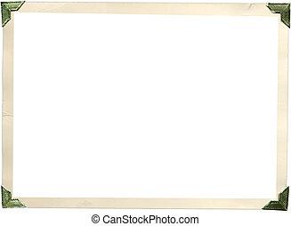 foto, hoeken, lijstjes