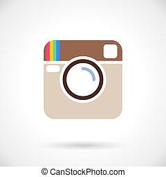 foto, ikone