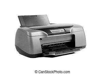 foto, impressora, inkjet