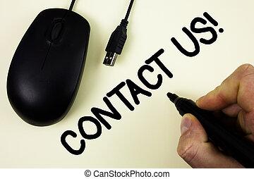 foto, markör, realitet, mus, din, göra, skrift, skriftligt, svart, holdingen, begreppsmässig, call., affär, nå, visande, motivational, hand, bakgrund, drömmar, man, tydlig, oss, vilja, kontakta, showcasing