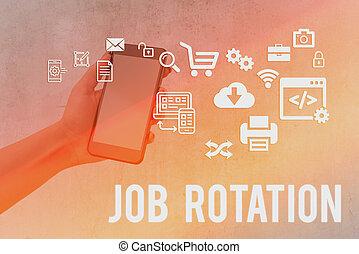 foto, nota, affari, tasks., esposizione, pratica, spostamento, differente, fra, personale, showcasing, lavoro, scrittura, rotation.