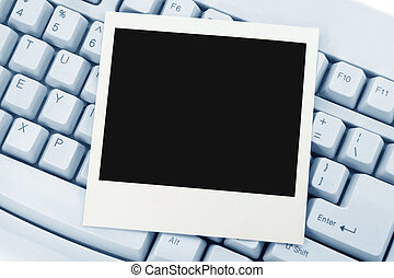 foto, teclado