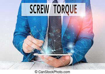 foto, utilizar, conceptual, torque., presentación, formal,...