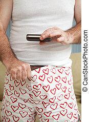 foto, weiner, -, sexting