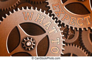 foto, zakelijk, expect., schrijvende , waarschijnlijk, achting, happen, vragen, aantekening, iets, het tonen, occur., over, showcasing, wat