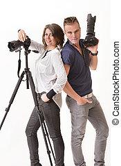 fotograaf, team
