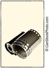 fotografía, viejo, épocas