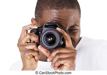 fotograf, arbeit
