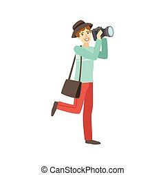 fotograf, nehmen, abbildung, fotoapperat, professionell, foto, bilder