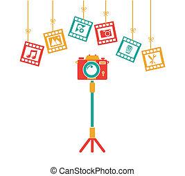 fotografi, konstruktion