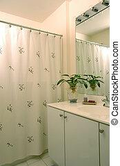 fotografia, łazienka
