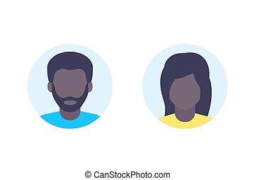 fotografia, default, placeholder, avatars