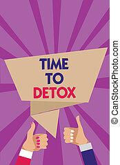 fotografia, kciuki, promienie, pisanie, nuta, tło., detox., zdrowie, traktowanie, bańka mowy, żywienie, kobieta handlowa, pokaz, dieta, chwila, siła robocza, aprobata, oczyścić, człowiek, do góry, czas, showcasing, nałóg