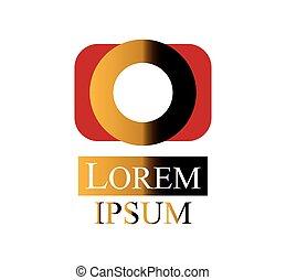 fotografia, logotipo, disegno