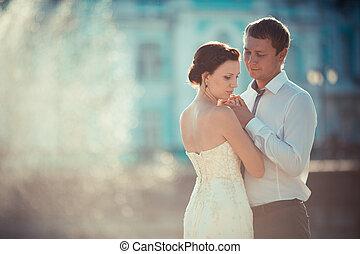 fotografia, matrimonio