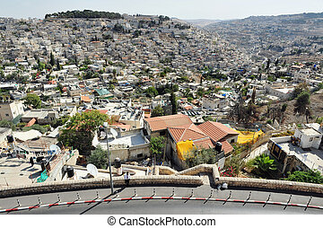 fotografie, izrael, jerozolima, -, podróż