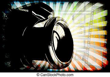 fotografování, digitální