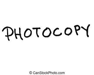 fotokopie