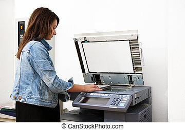 fotokopieerapparaat