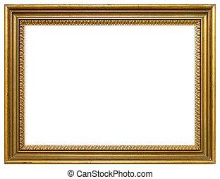 fotolijst, lege