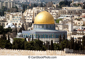 foto's, israël, jeruzalem, -, reizen
