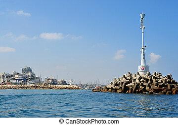 fotos, israel, ashkelon, -, viaje