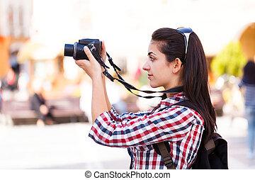 fotos, toma