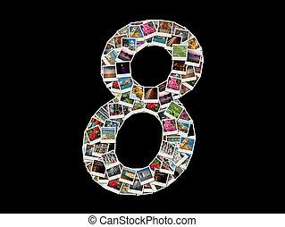 """fotos, viaje, """"8"""", figure-collage"""