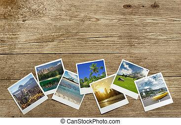 fotos, viaje