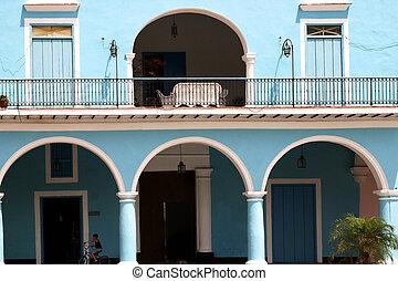 Fototeca de Cuba Plaza Vieja Havana