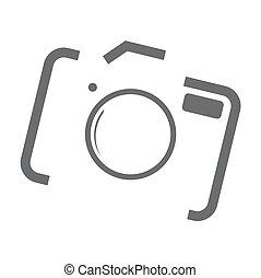 fototoestel, pictogram