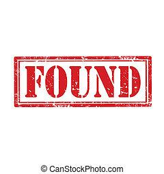 found-stamp