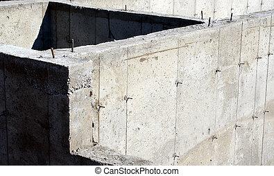Foundation Closeup