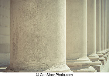 Foundation Pillars