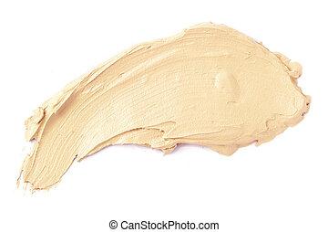 Foundation sample - Foundation color sample - makeup for...